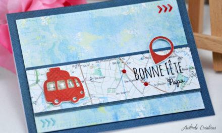 Carte : Road Trip
