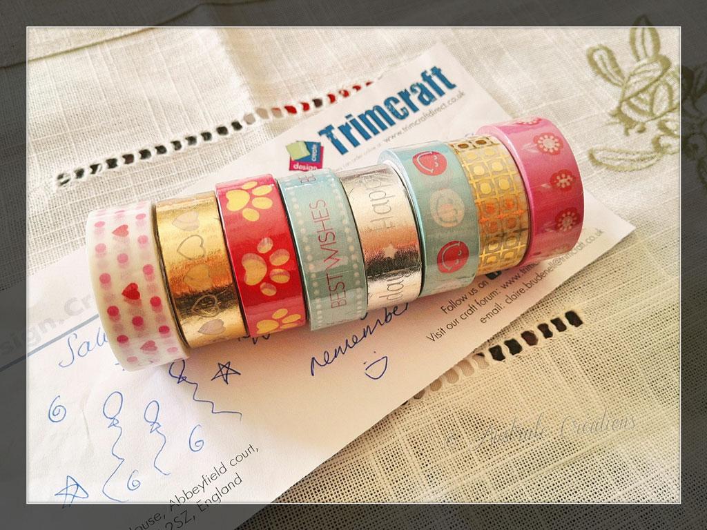 Masking Tape par Trimcraft