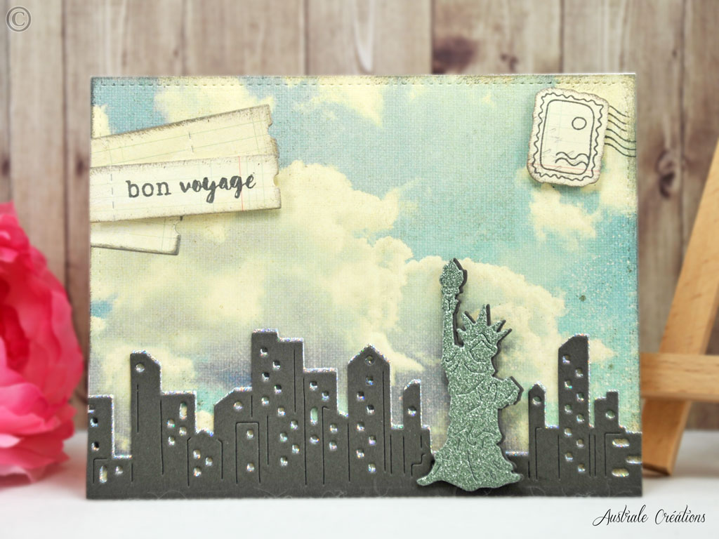 Carte Bon Voyage