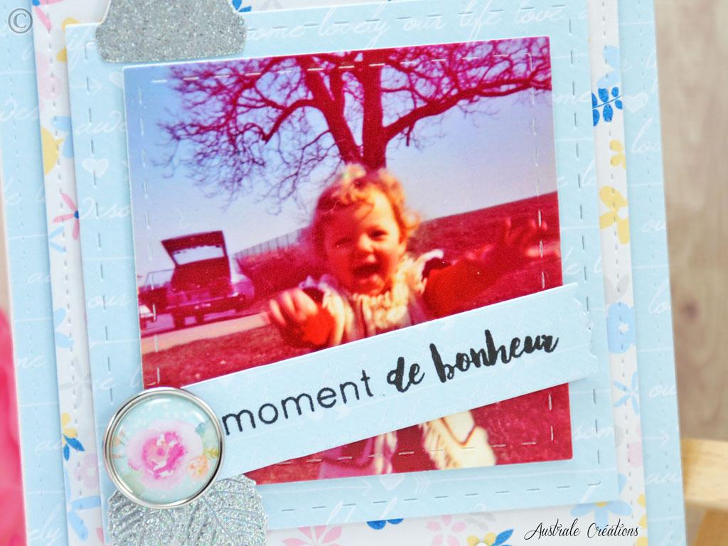 Carte Moment de bonheur