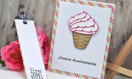 Carte : Sending Cupcake
