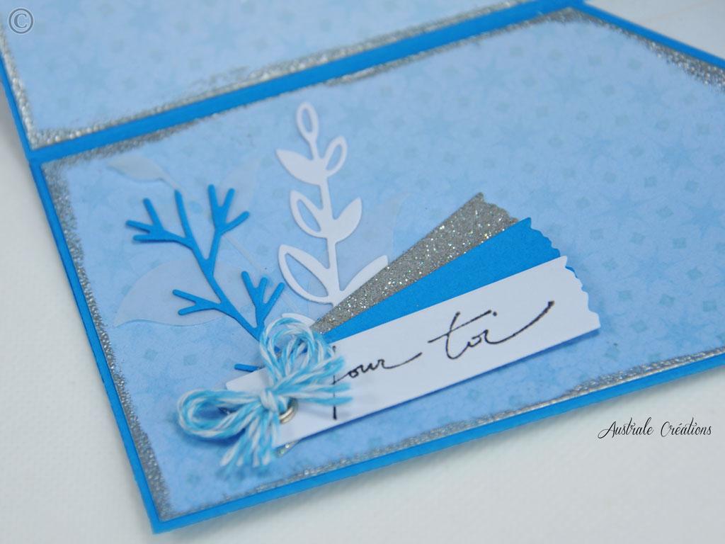 Carte / Pochette cadeau Marlone