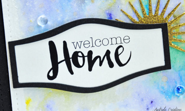 Carte : Welcome Home