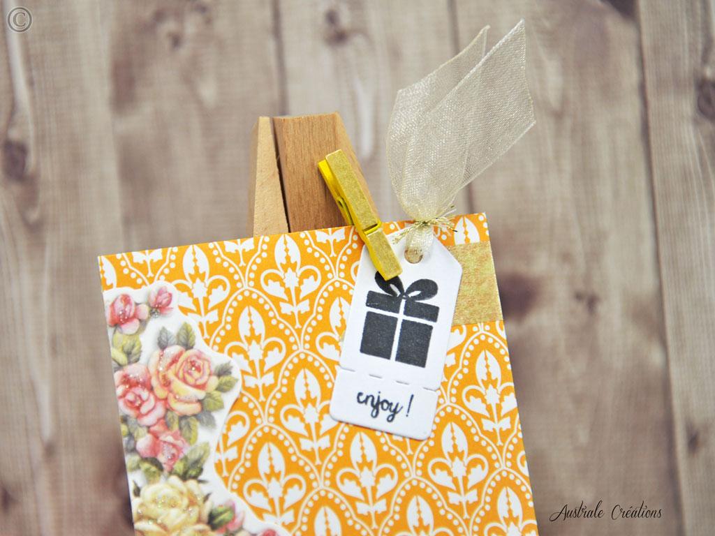Pochette cadeau #1