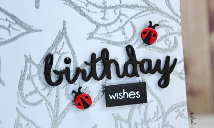 Carte : Birthday Wishes