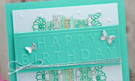 Carte : Fabulous Birthday