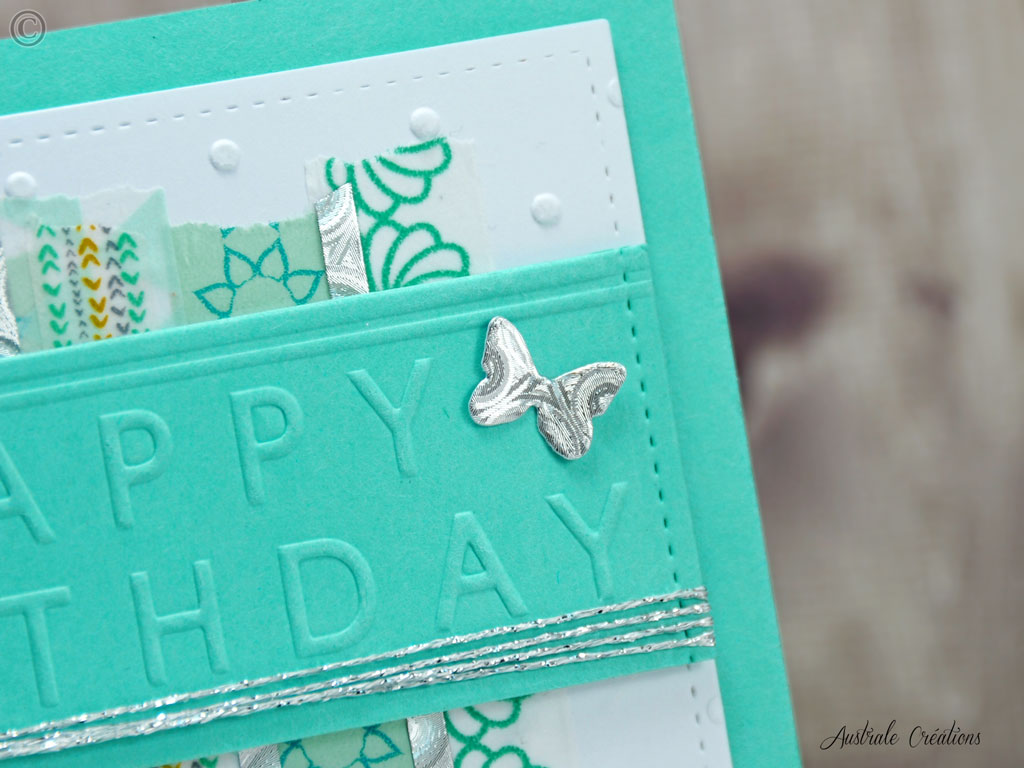 Carte Fabulous Birthday
