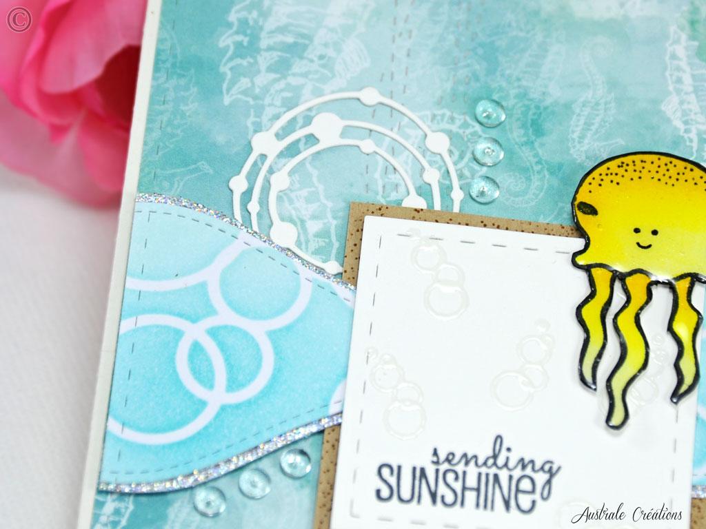 Carte Sending Sunshine