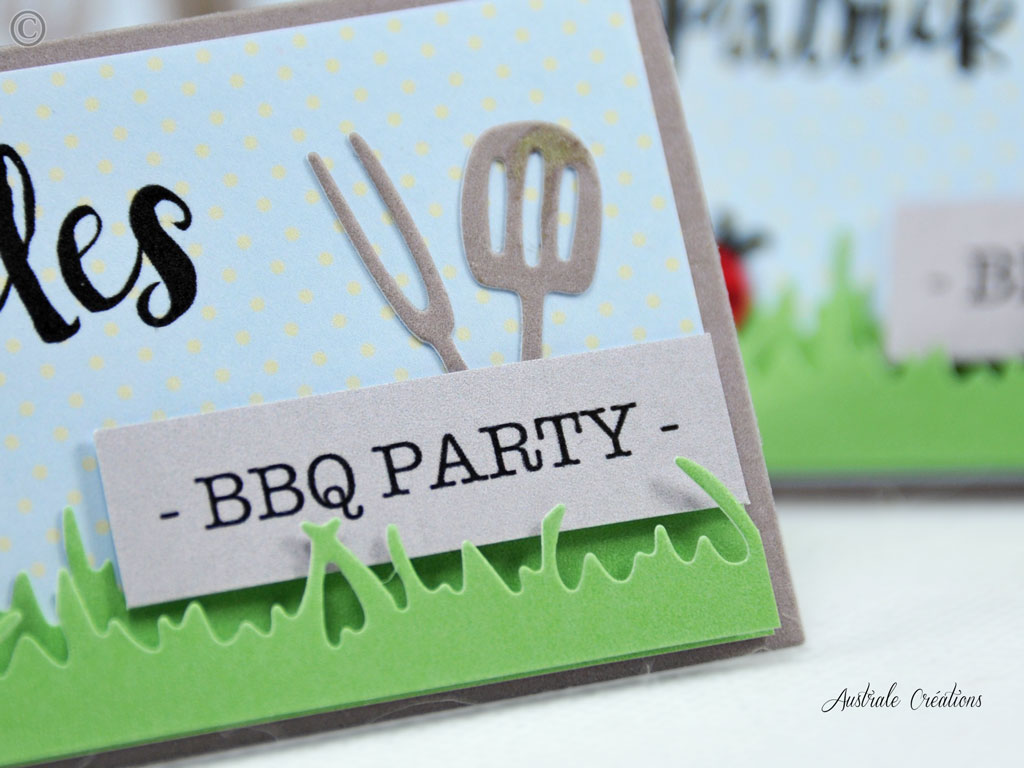 Marque Place BBQ Party
