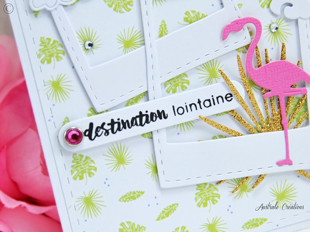 Carte Destination Lointaine