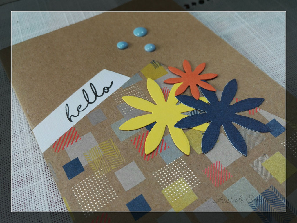 Carte Hello par Laurence (Lucycampagne)