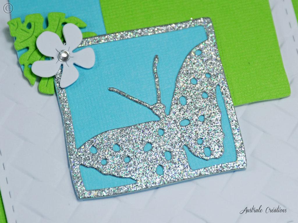 Carte Bleu Blanc Vert