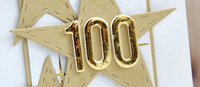Carte : 100 ans !