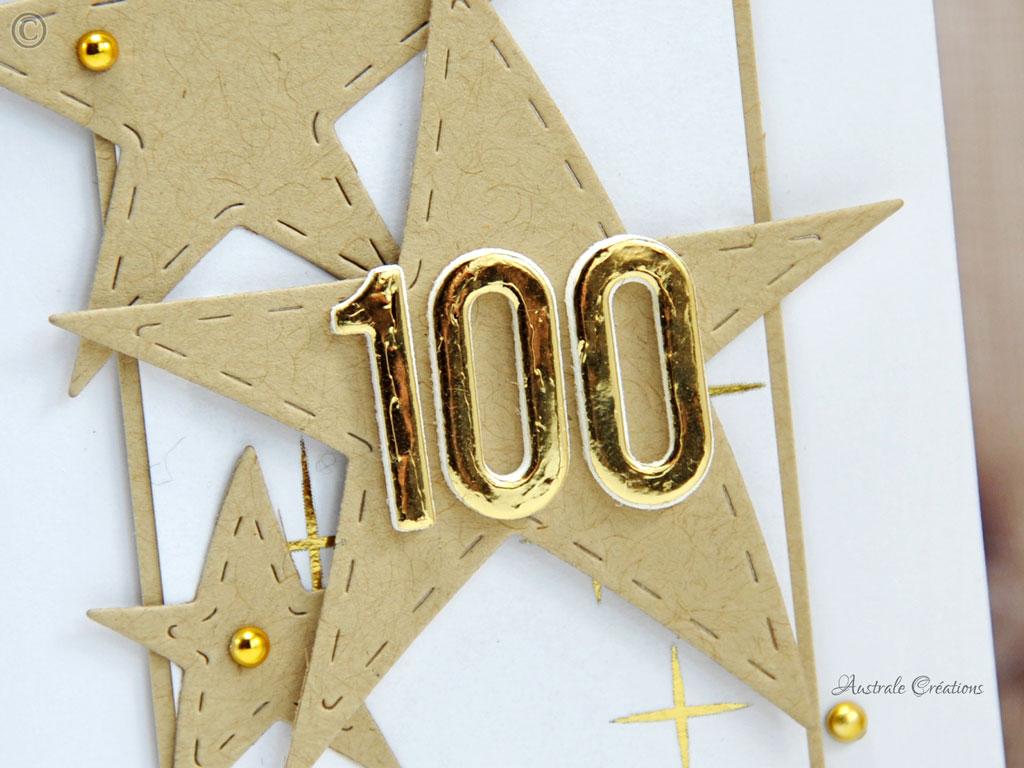 Carte 100 ans !