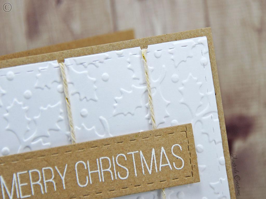 Carte Noel 2016 #6