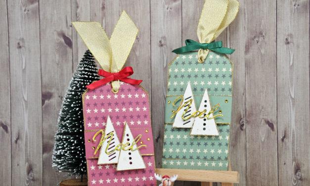 Noël 2016 #12 : Pochette pour Carte Cadeau