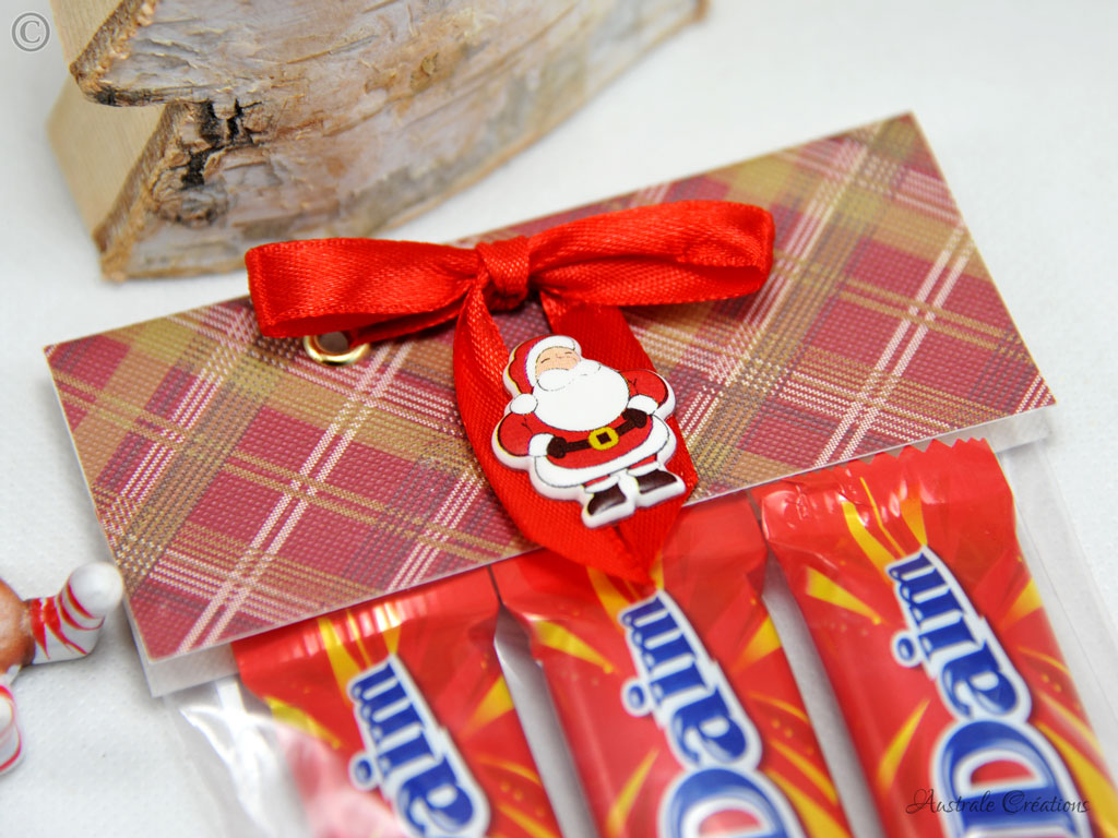 Pochette de bonbons