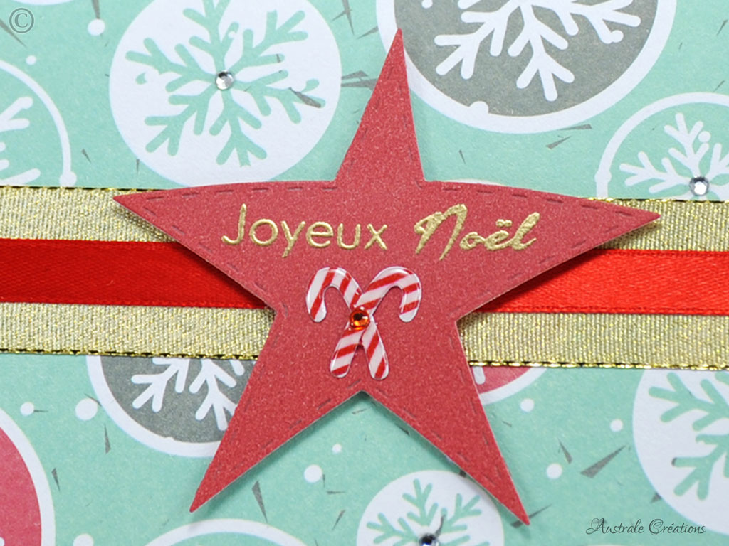 Noël 2016 #15 Pochette Cadeau