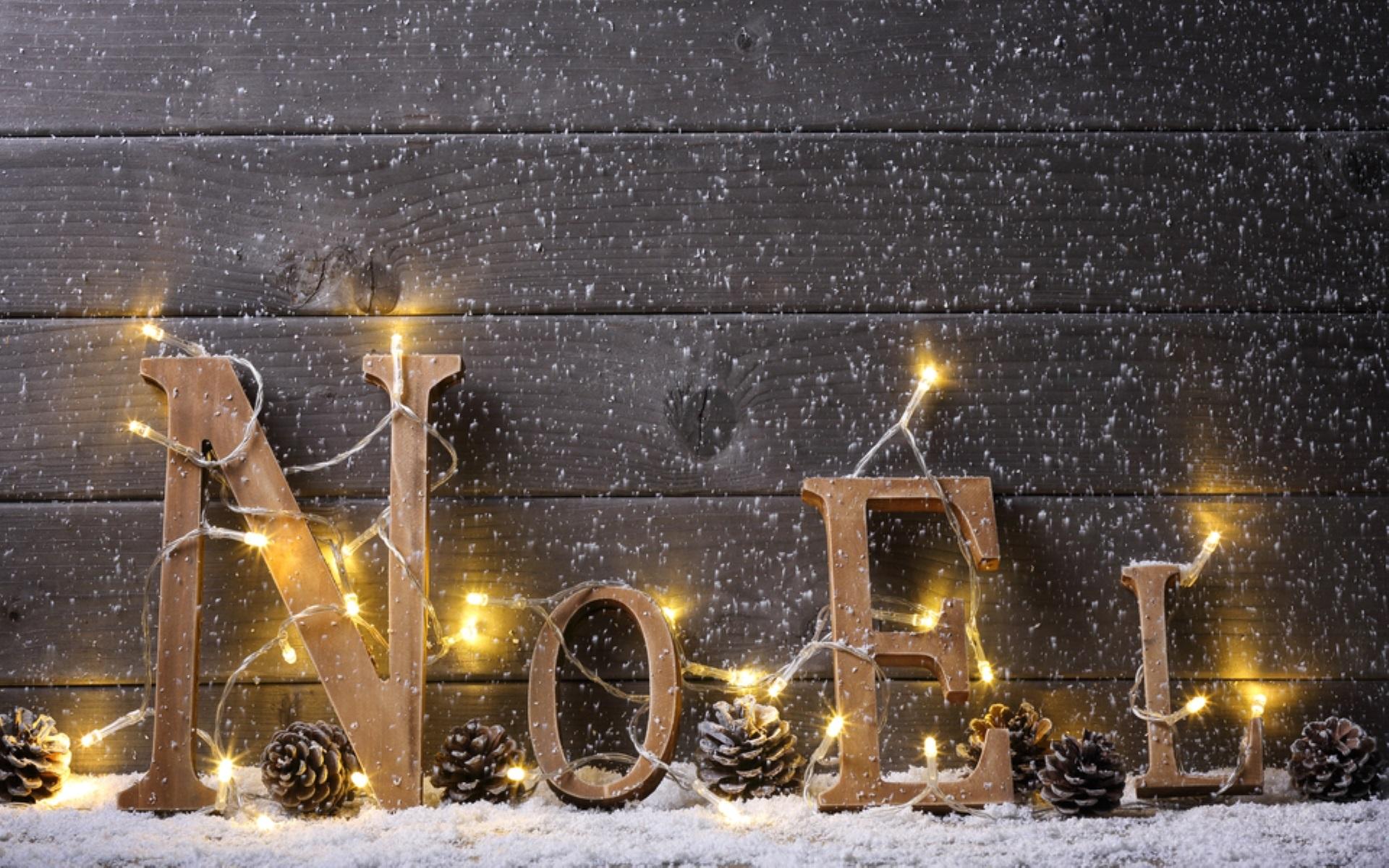 Superbe Decoration Noel A Faire Chez Soi