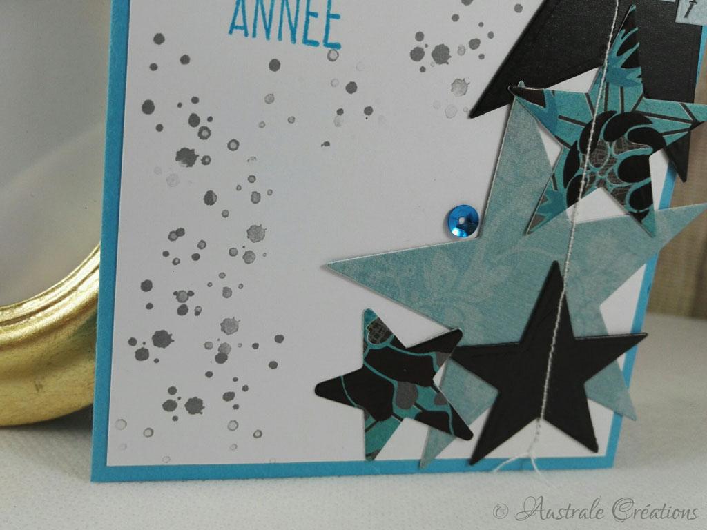 Carte de Voeux par Adeline