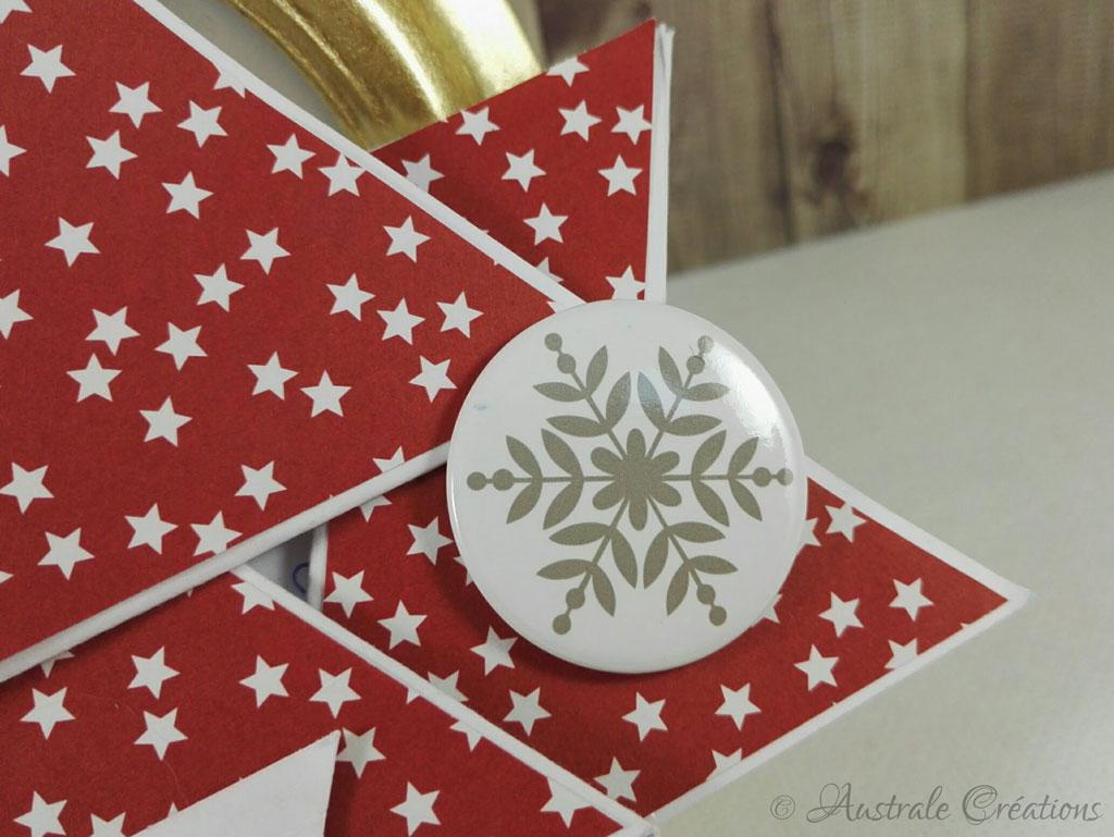 Carte étoile par Cathy
