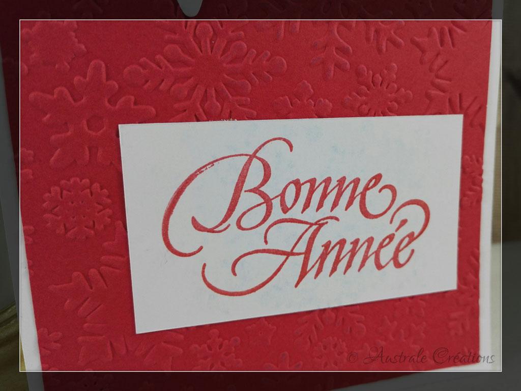 Carte de Vœux par Cécile
