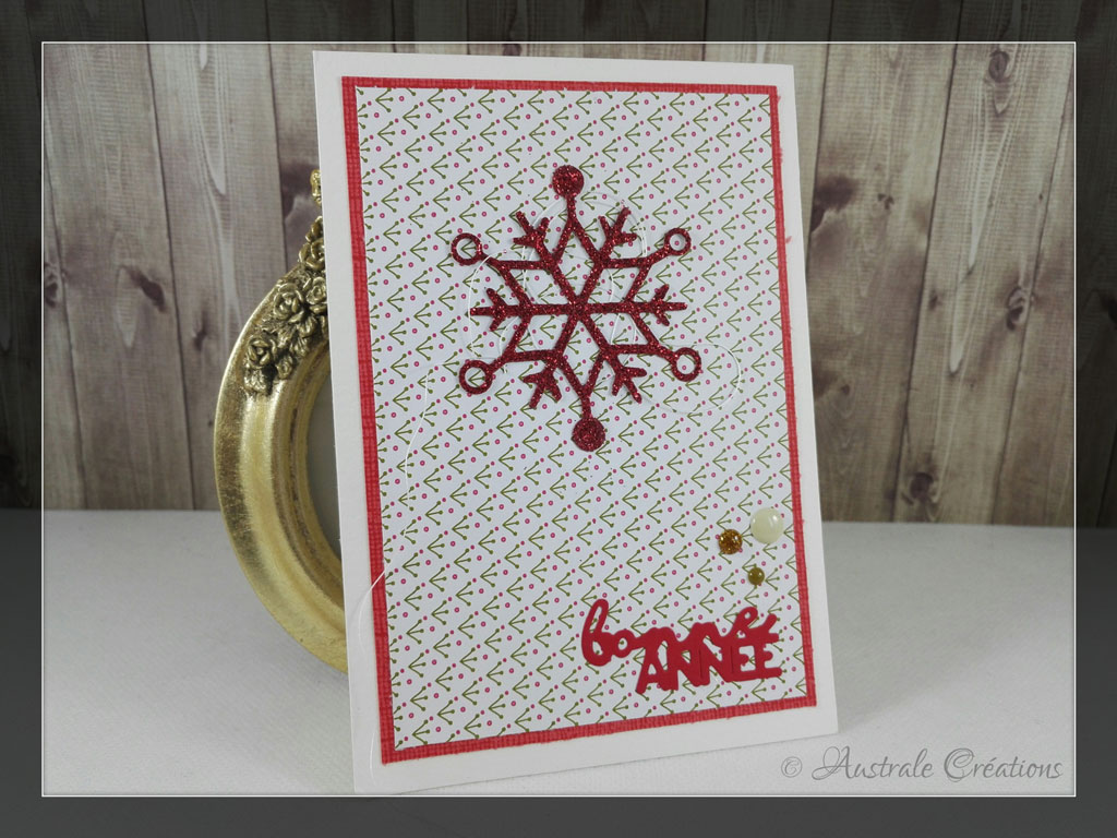 Carte de Vœux par Gwladys