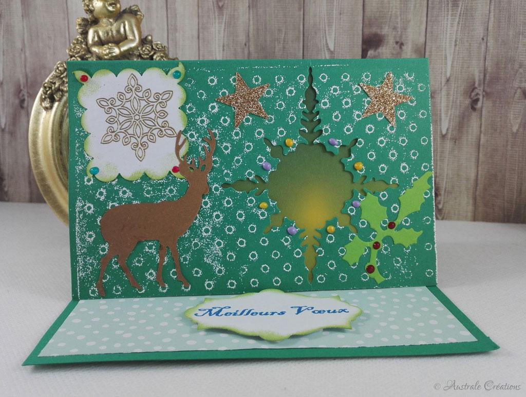 Carte Lumineuse par Colette