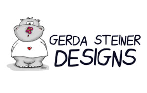 Gerda Steiner Design Logo