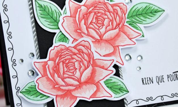 Carte : Blossom