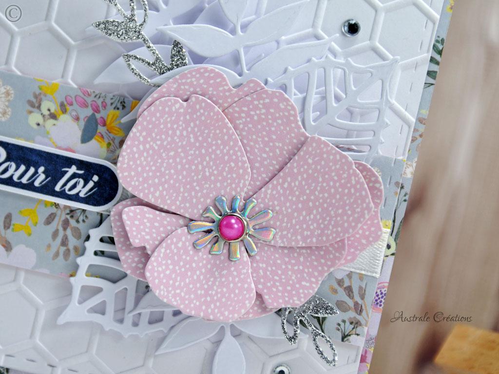 Carte Happy Flower