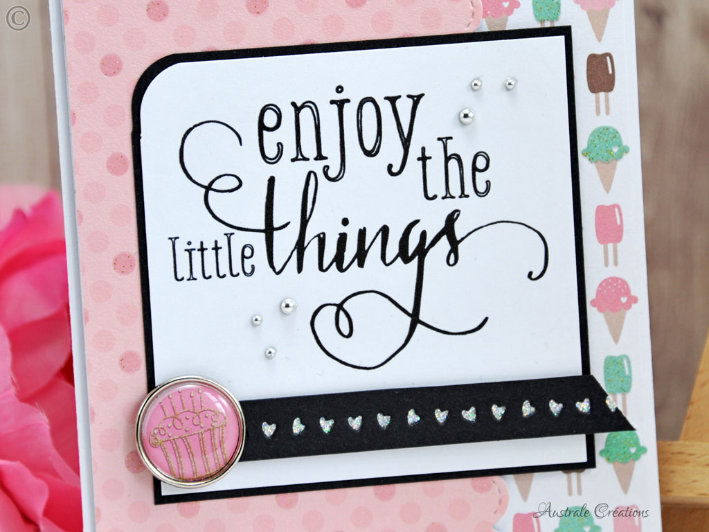 Carte Enjoy the Little Things