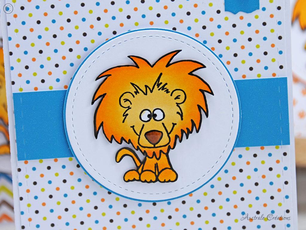 Cartes Lion Party