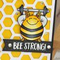 Carte Bee Strong Honey