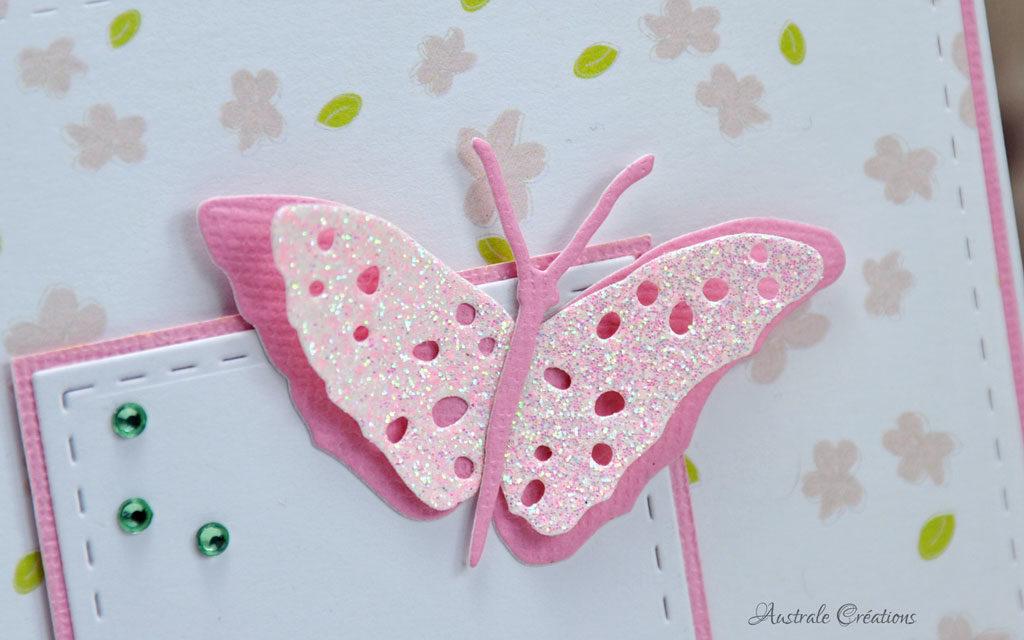Carte : Pink Monarque