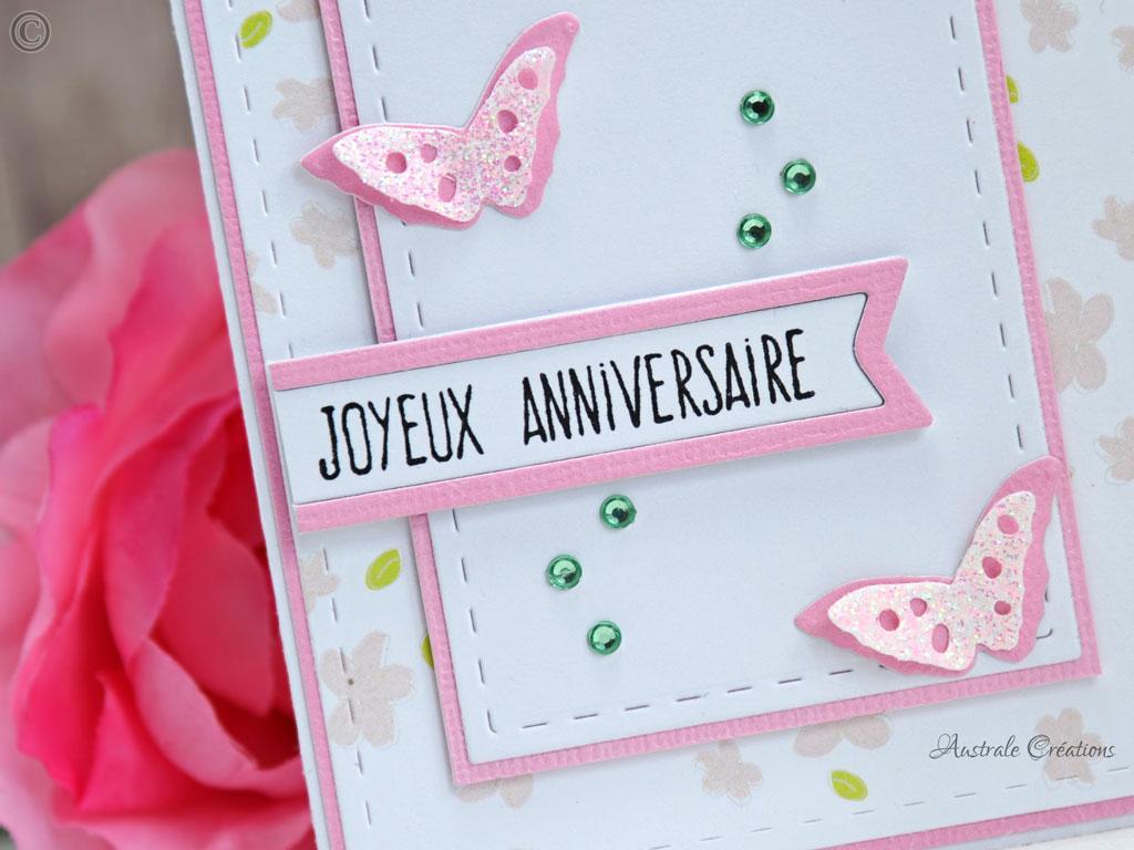 Carte Pink Monarque