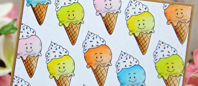 Carte : Ice Cream