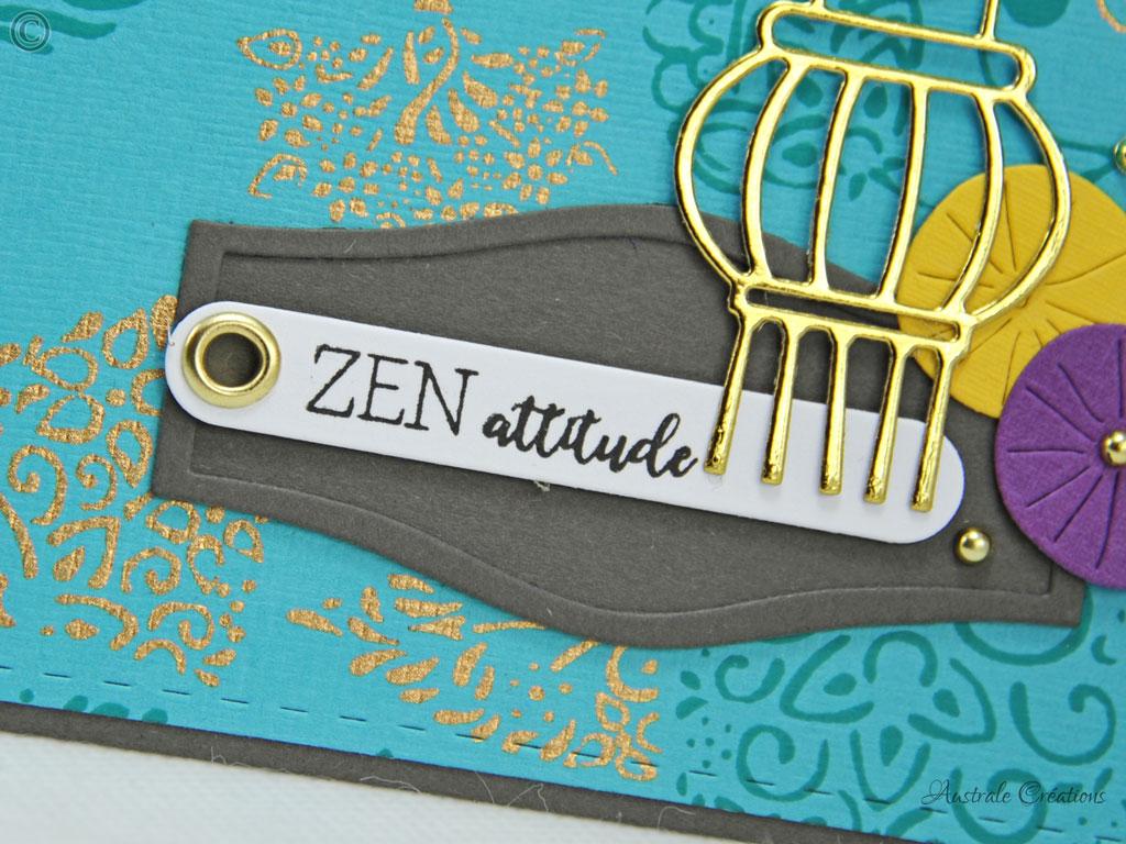 Carte Zen Attitude