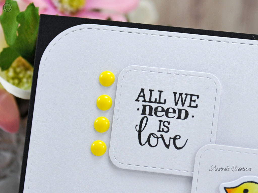 Carte All we need is Love