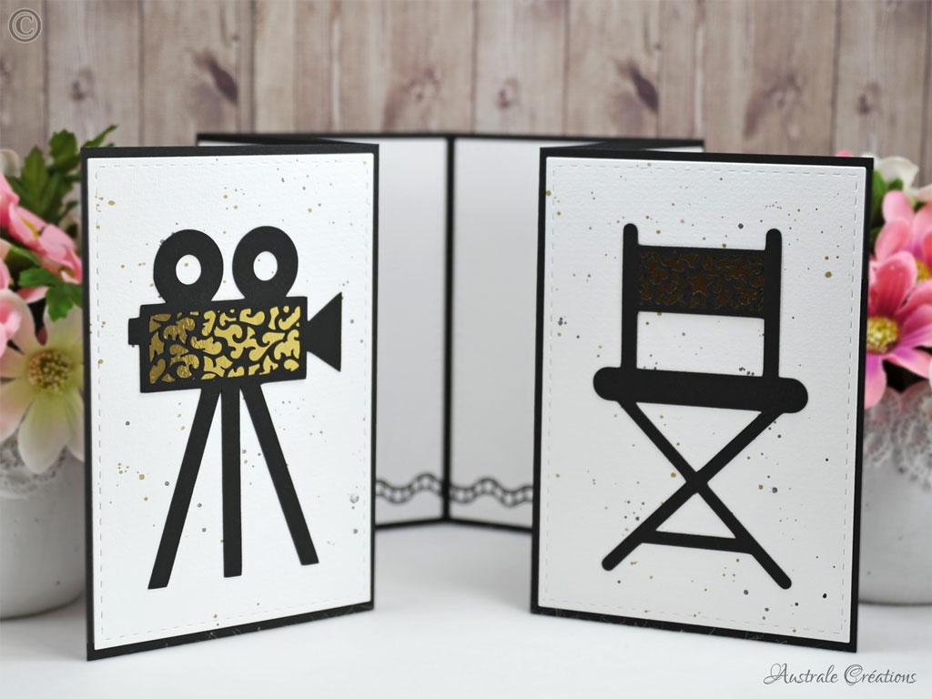 Carte Movie and Book