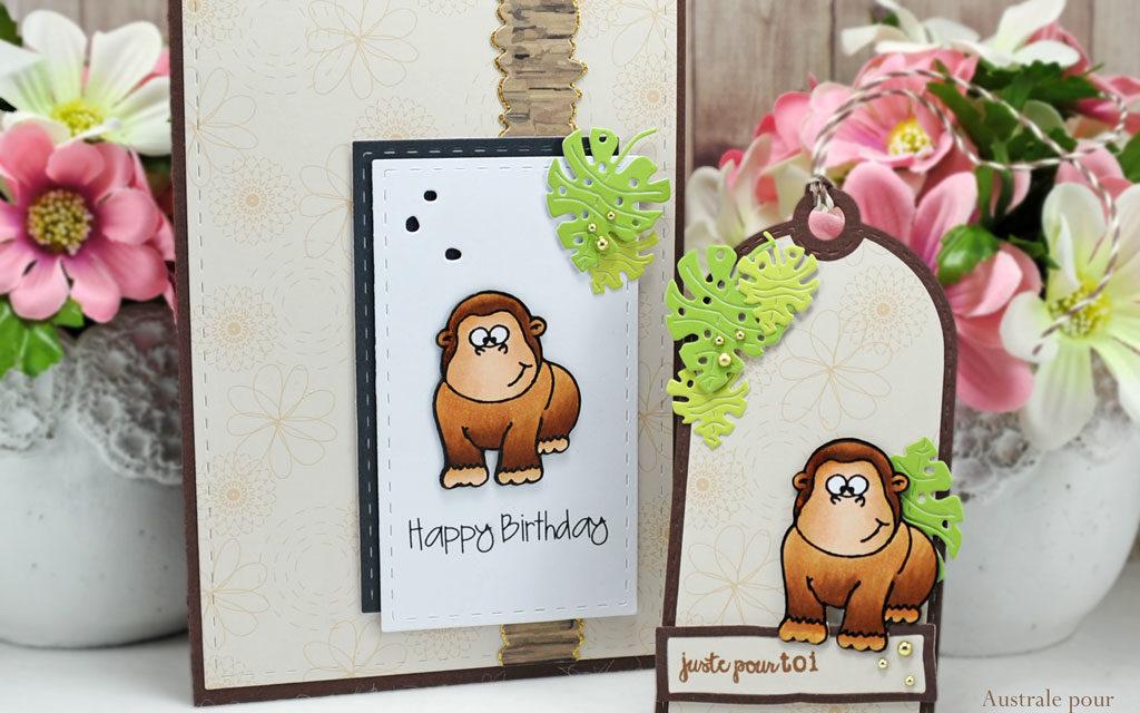 Duo : Sweet Monkey