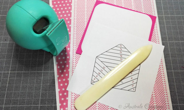 Tutoriel : Iris Folding