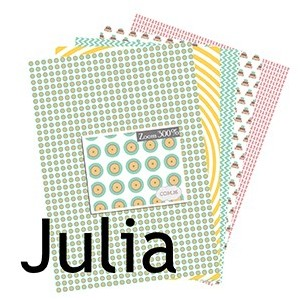 collection Julia de Com.16