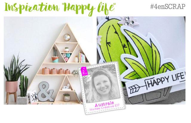 4enscrap inspiration Celine