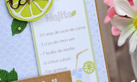 Carte : Mojito !
