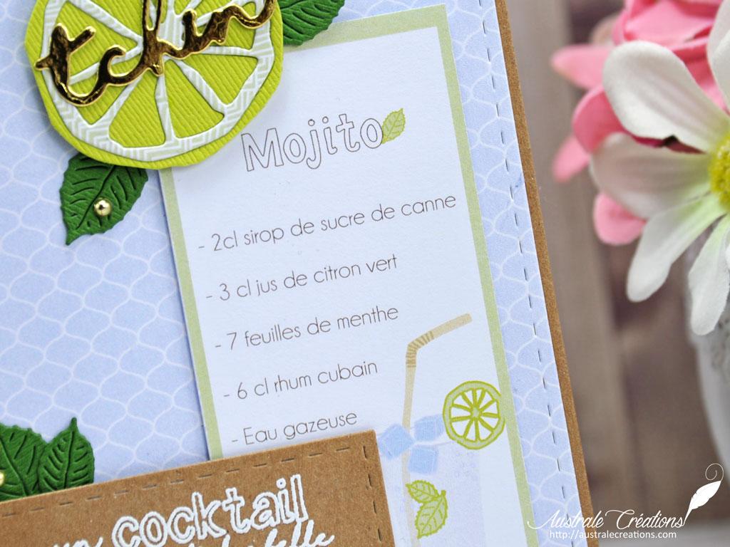 Carte Mojito