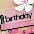 Carte Tropical Birthday