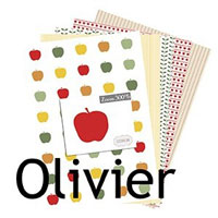 Collection Olivier de Com16