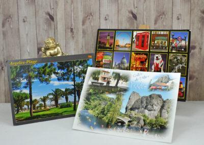 De jolies cartes postales !