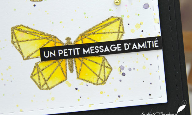 Carte : Message d'Amitié